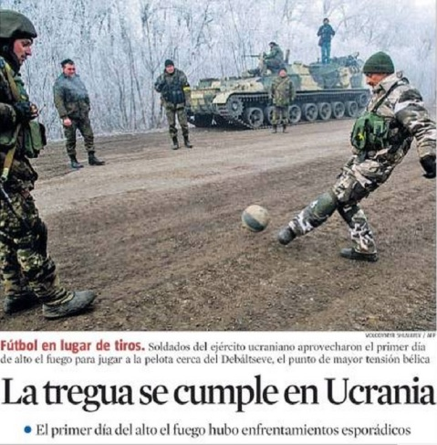 Fuente: La Vanguardia 16/02/2015