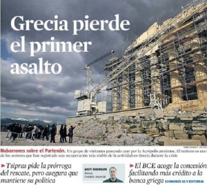 Fuente: La Vanguardia 19/02/2015